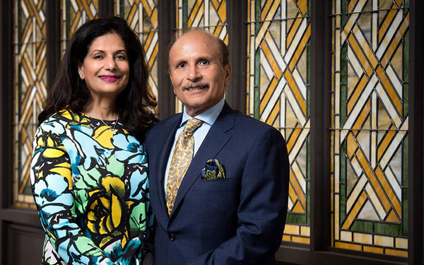 Ansari family's $15 million gift to Notre Dame aims to unite global religions